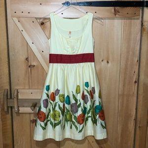 antropologie | maeve tulip dress